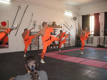 Shaolin Monks in Malta