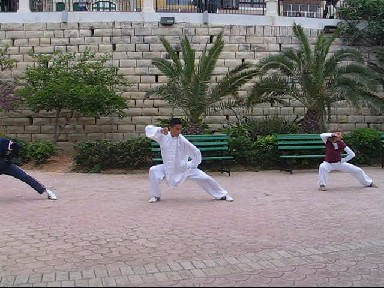 Tai Chi Day in Malta